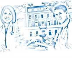 Sektori i shendetit prane polimbulances Atë Luigji Monti