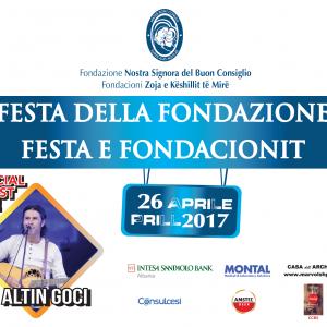 Festa della Fondazione Nostra Signora del buon Consiglio