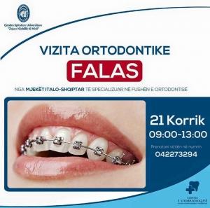 Visite ortodontiche gratuite
