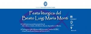 Festa liturgica dedicata a Padre Luigi Monti