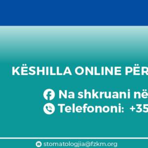 Këshilla online për pacientët